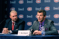 Michel+Therrien+Marc+Bergevin+Montreal+Canadiens+mldigevvrDgl