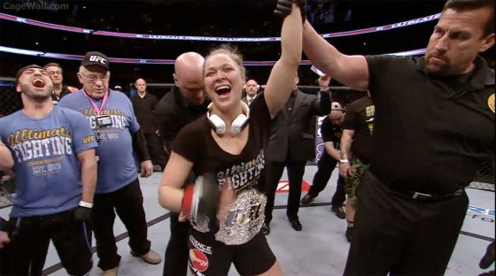ronda-rousey-ufc-157-first-defense-woman-champion