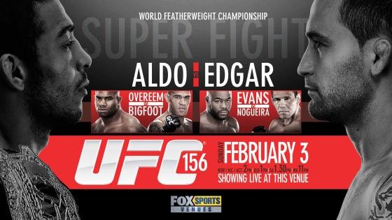 UFC-156