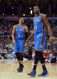 Russell+Westbrook+Kevin+Durant+Oklahoma+City+fevabvdKCkSx