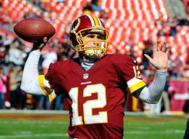 NFL: Chicago Bears at Washington Redskins